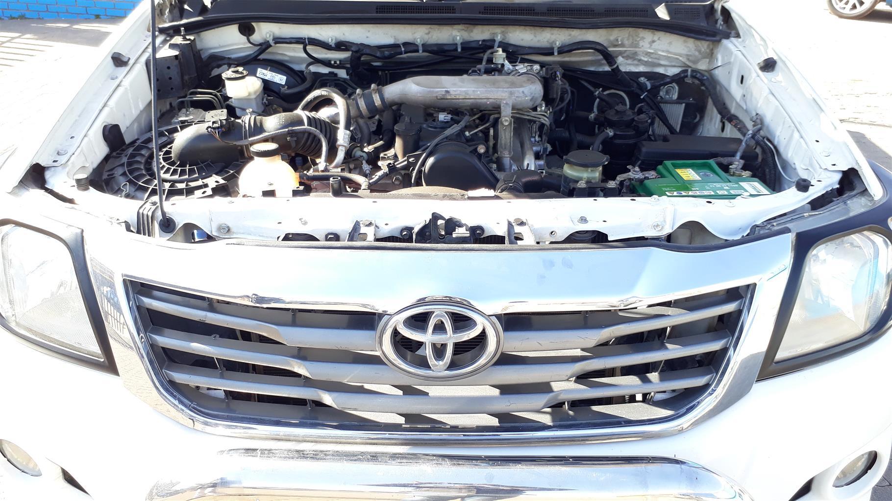 2014 Toyota Hilux 2.5D 4D double cab 4x4 SRX