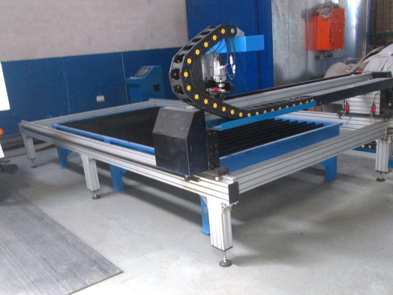 P-2030TMF MetalWise Standard CNC Plasma Cutting Table 2000x3000mm, Stepper Motors