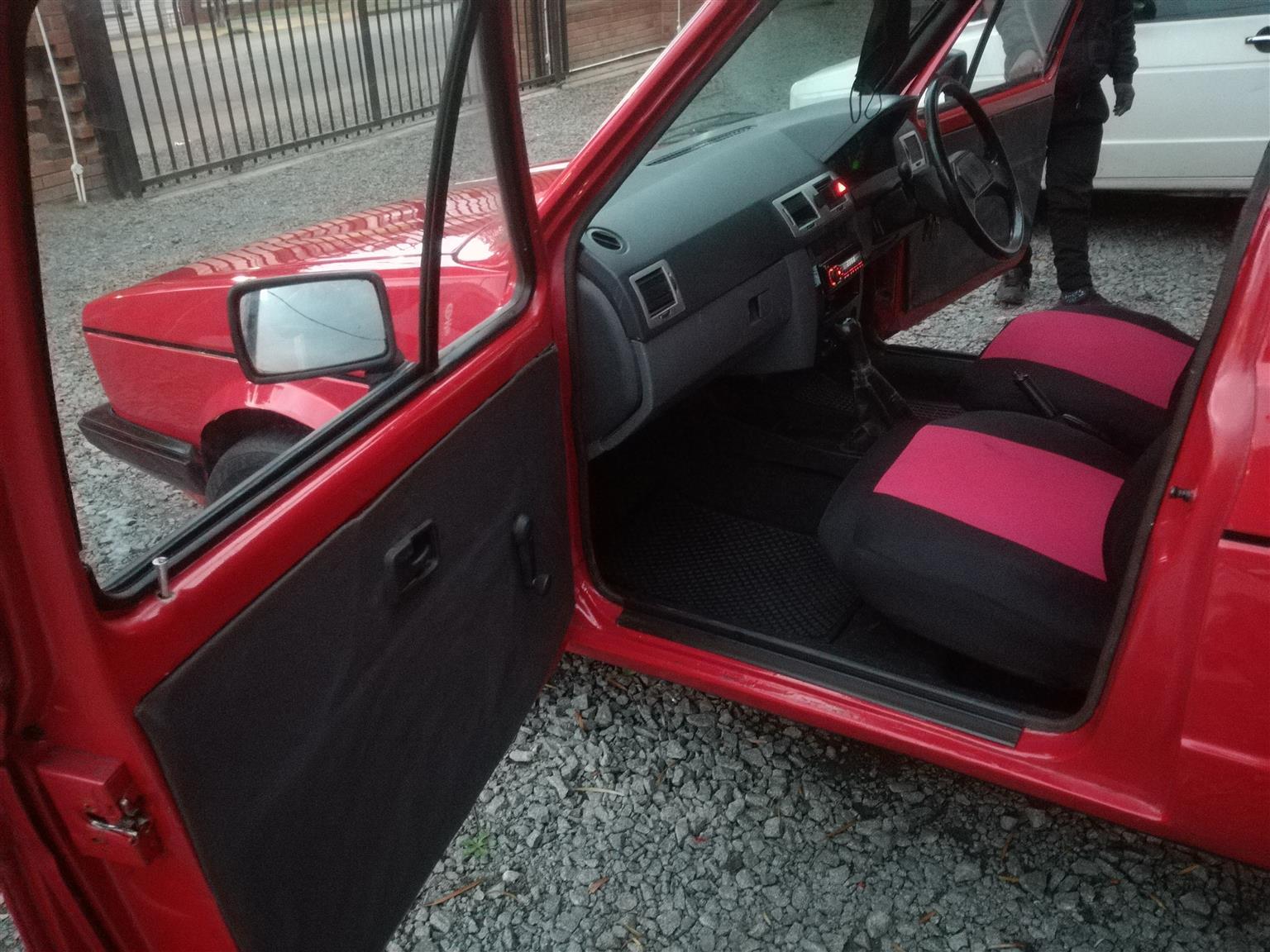1987 vw caddy pickup