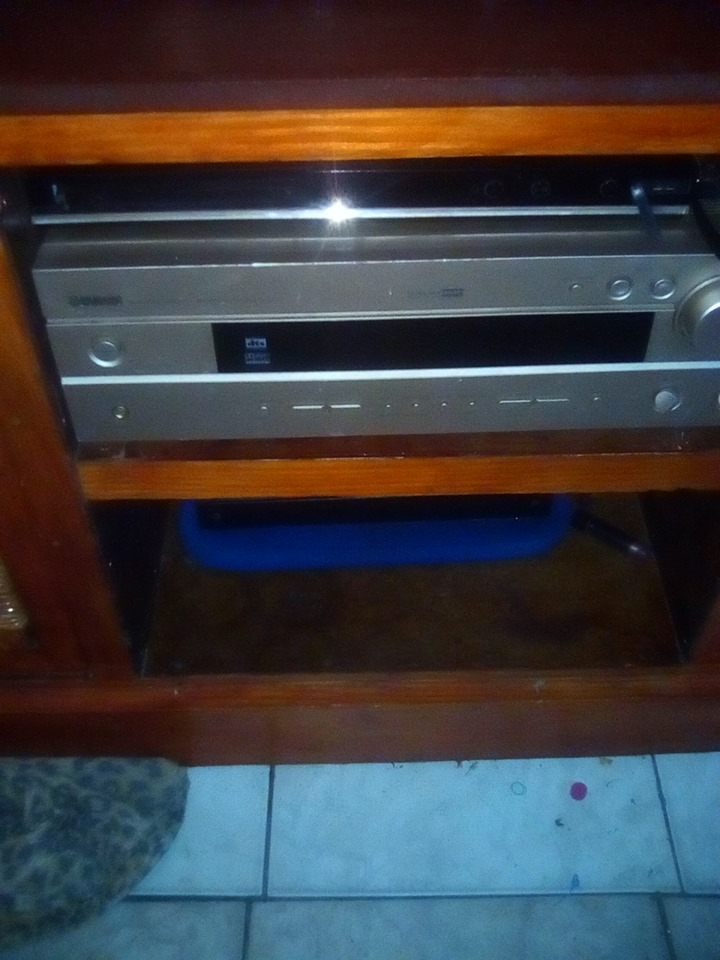Yamaha receiver 6 channel