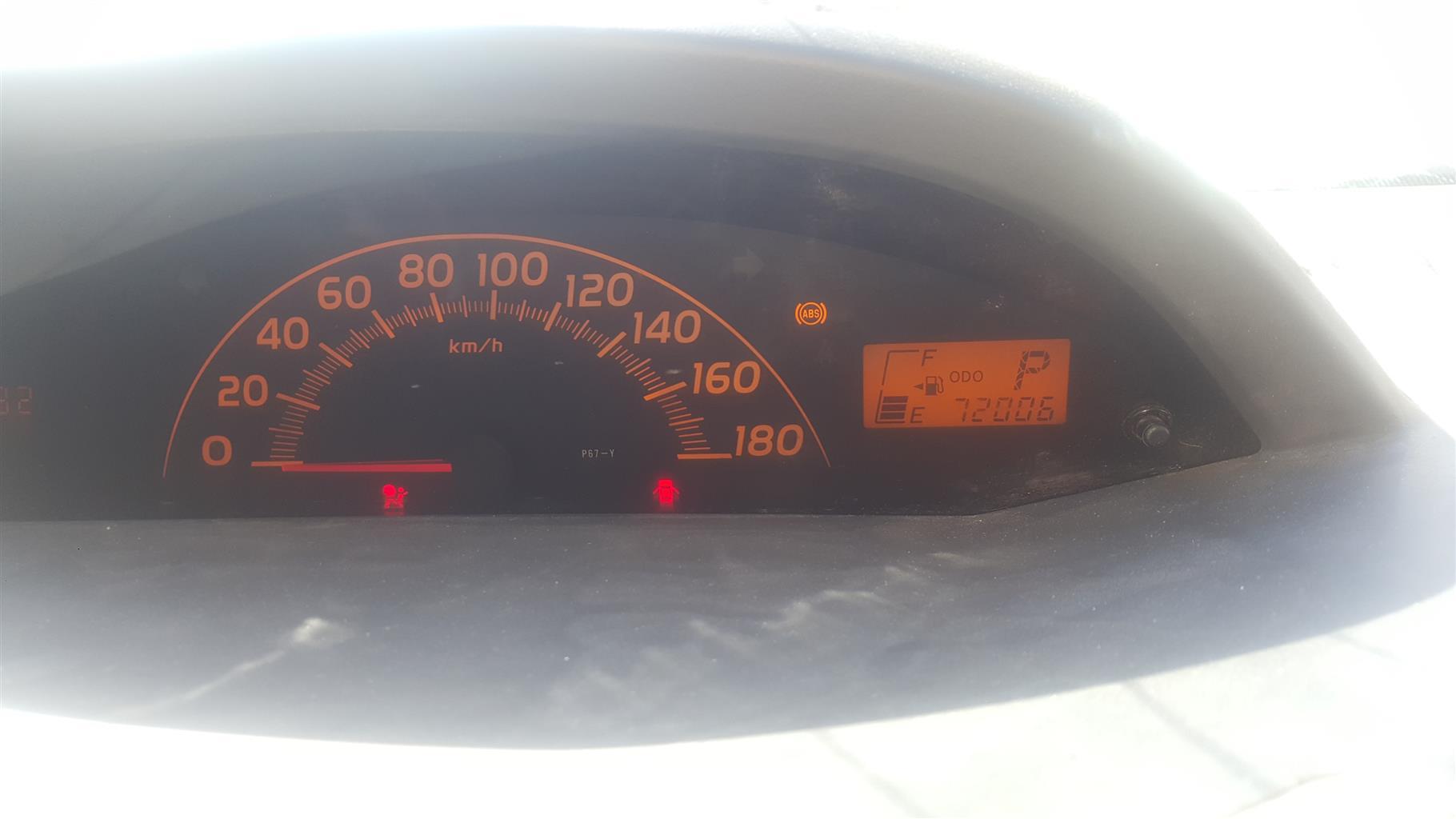 2012 Toyota Yaris 1.0 T1 5 door