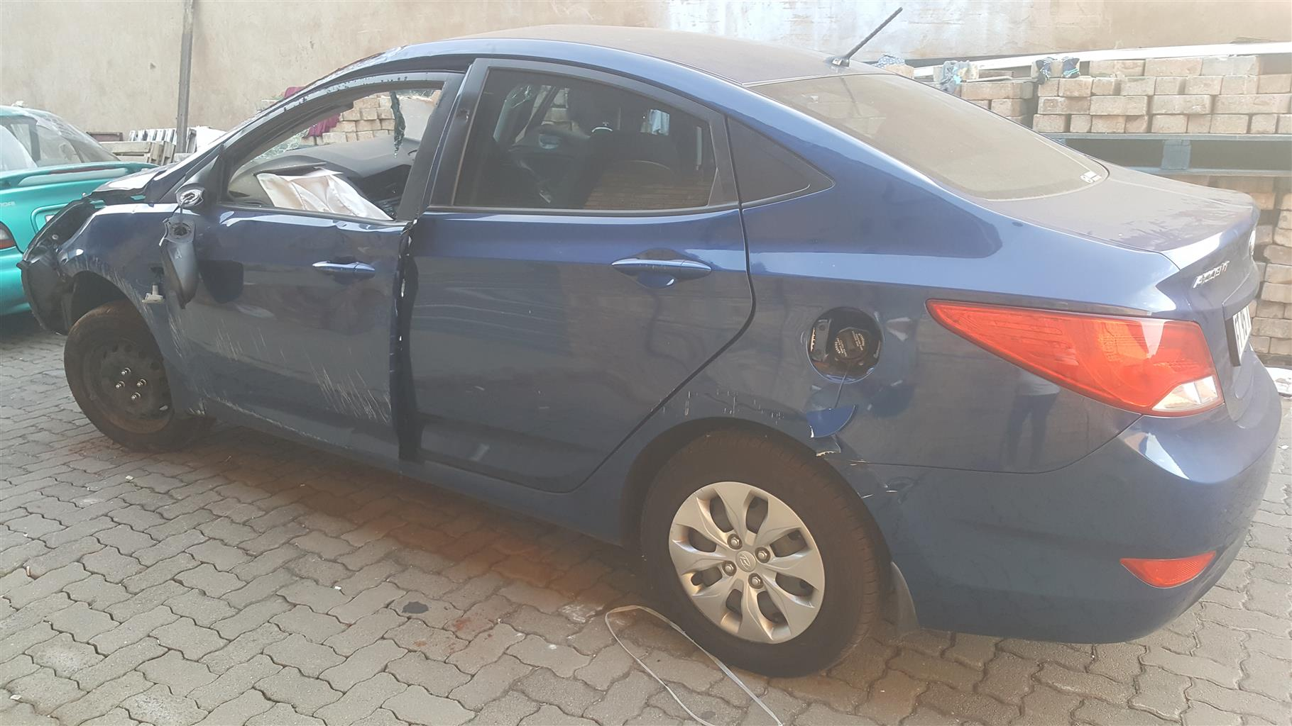 Hyundai Accent 1.6 2017 G4FC - Stripping for spares