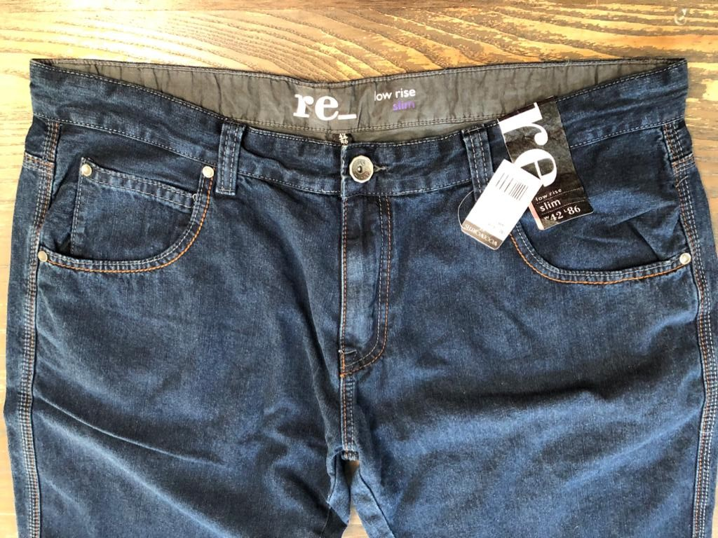 Woolworth Jeans Waist size 42 - Brand new and unused