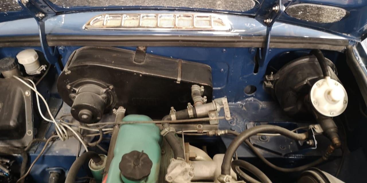 1969 MGC  Roadster