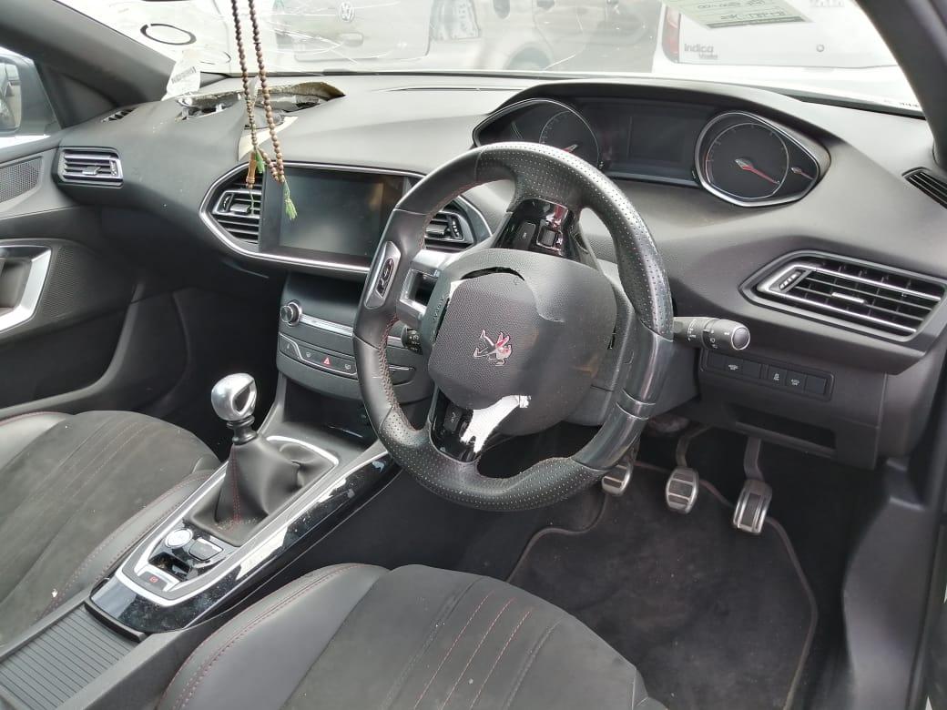 2016 Peugeot 308 1.6T GT