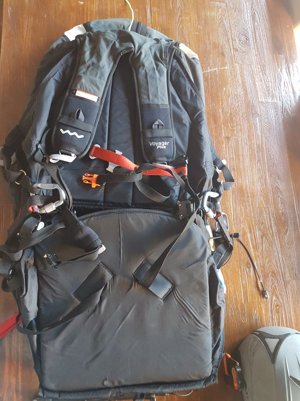 Paraglider Swing arcus 7