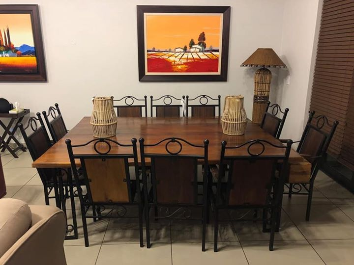 dining room table with 10 chairs junk mail rh junkmail co za Dining Room Table for 10 10 Chair Dining Room Set