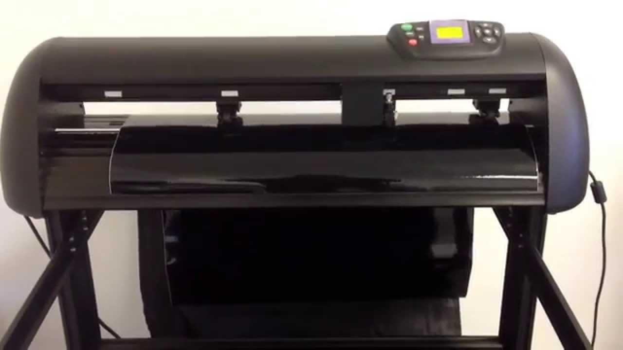CNC Vinyl Cutters With Training And Licensed Software