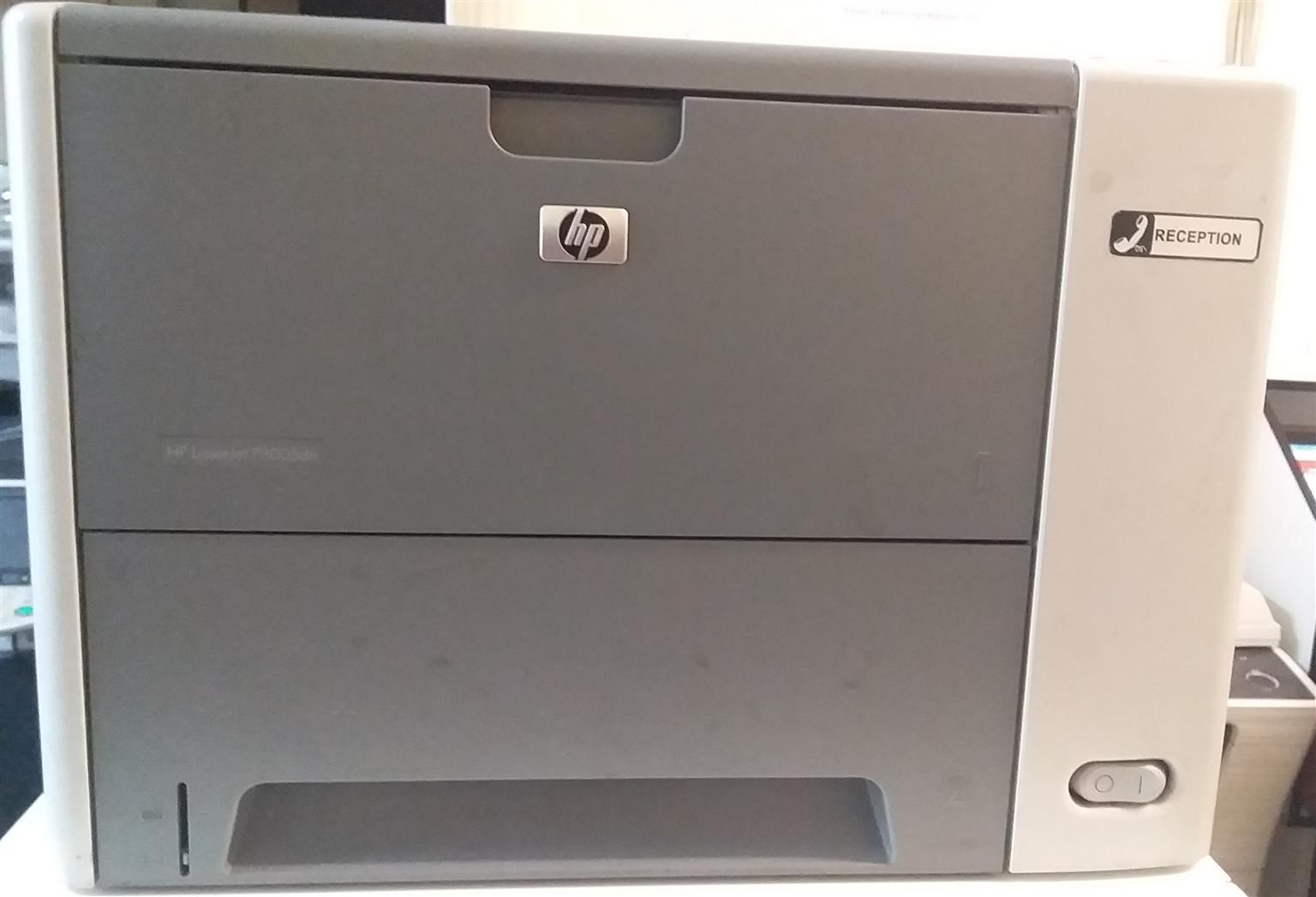 HP LaserJet P2055d Printer for Sale (Black)