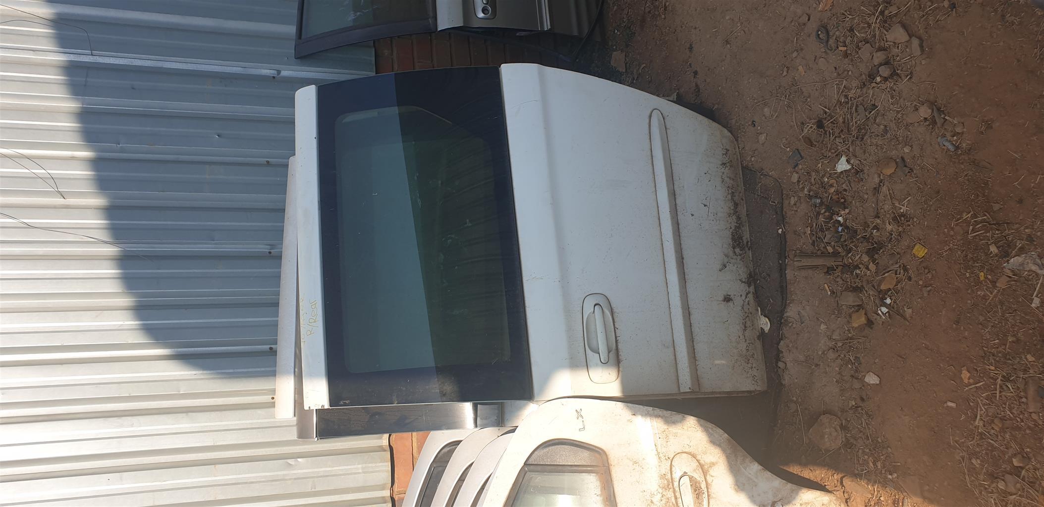 Chrysler Voyager Rear Doors