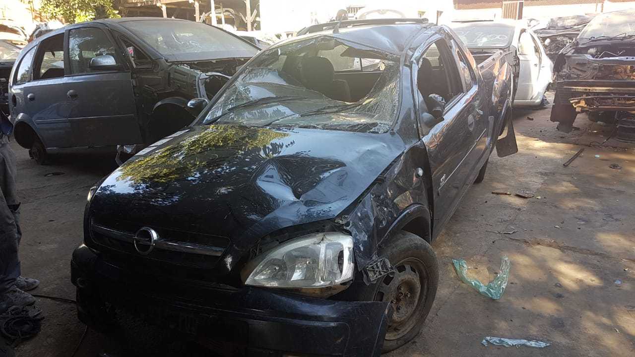 OPEL CORSA BAKKIE 1.7 DTI PARTS AND ENGINE FOR SALE