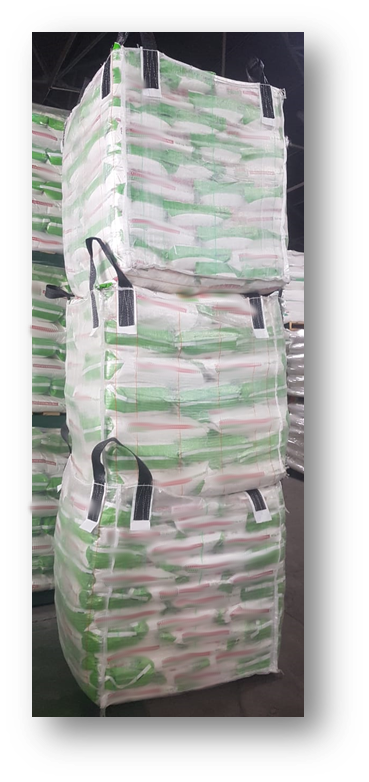 1 Ton New sling/bailer Bags For Sale