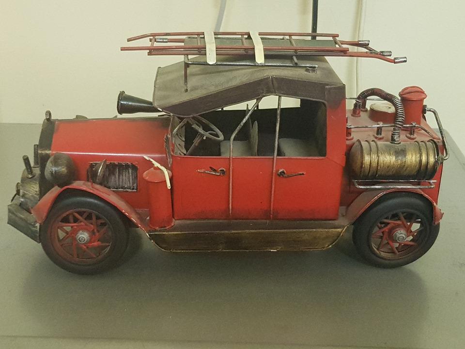 Model truck for sale