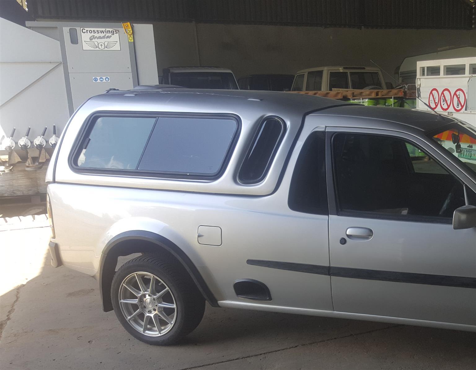 2012 Ford Bantam 1.6i XLE