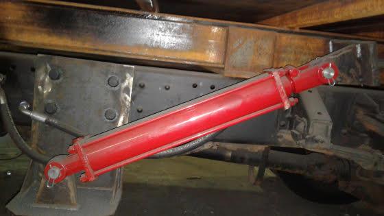 Welding & Hydraulics