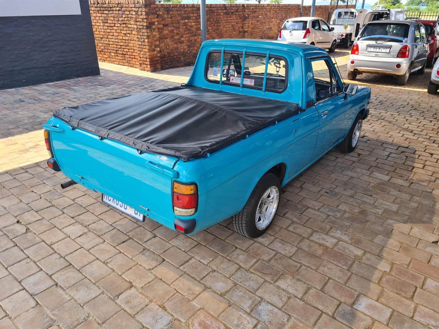 Nissan 1400 for sale or to swop for small car of same value daily driver