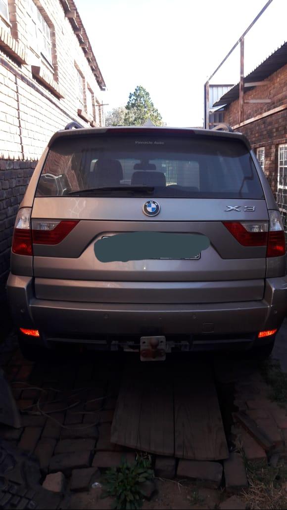 2009 BMW X3 xDRIVE 20d (G01)