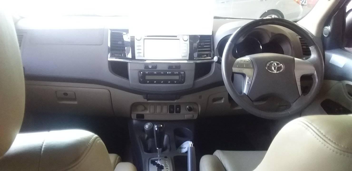 2013 Toyota Fortuner 3.0D 4D Ltd edition auto