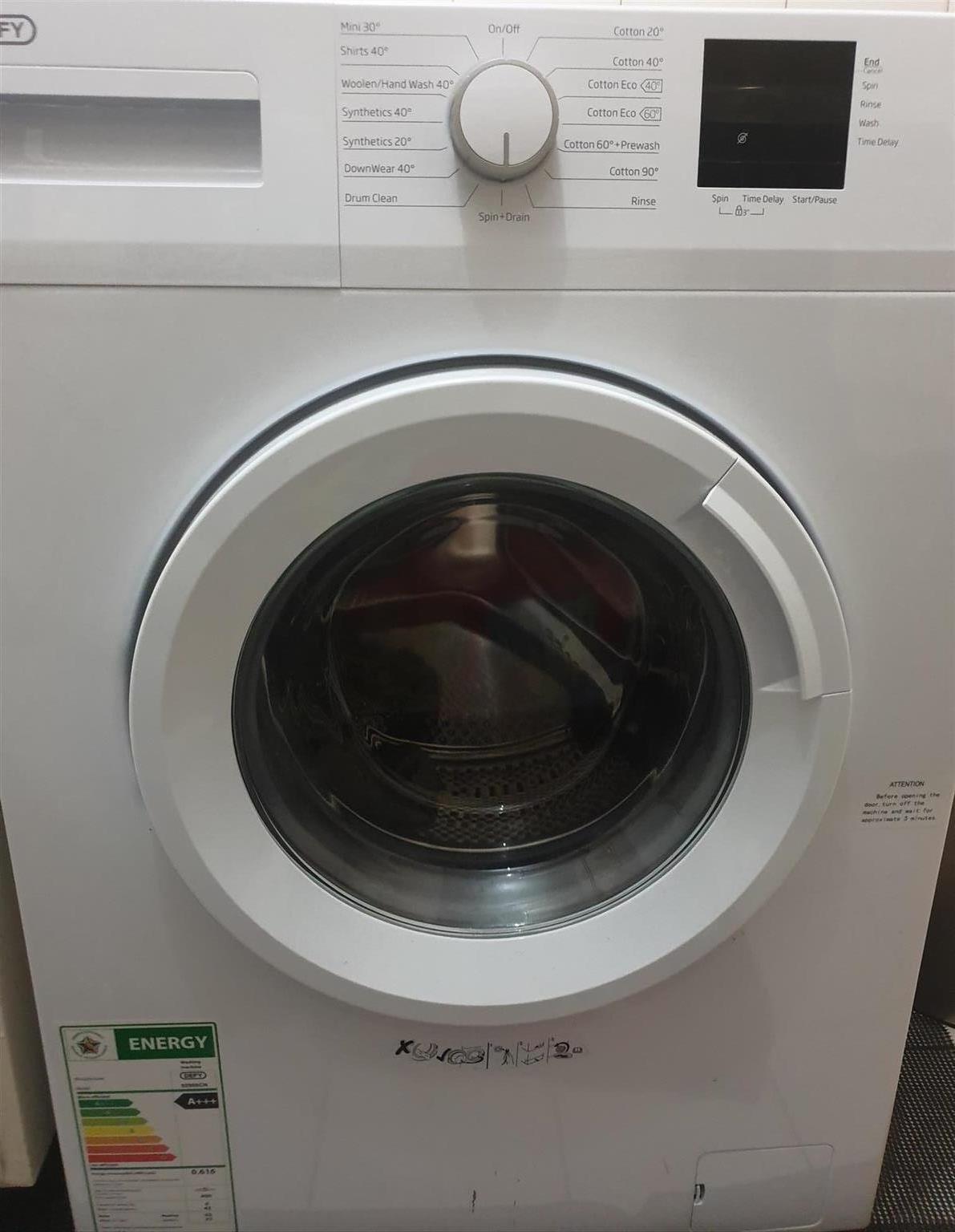 6kg Defy Washing Machine