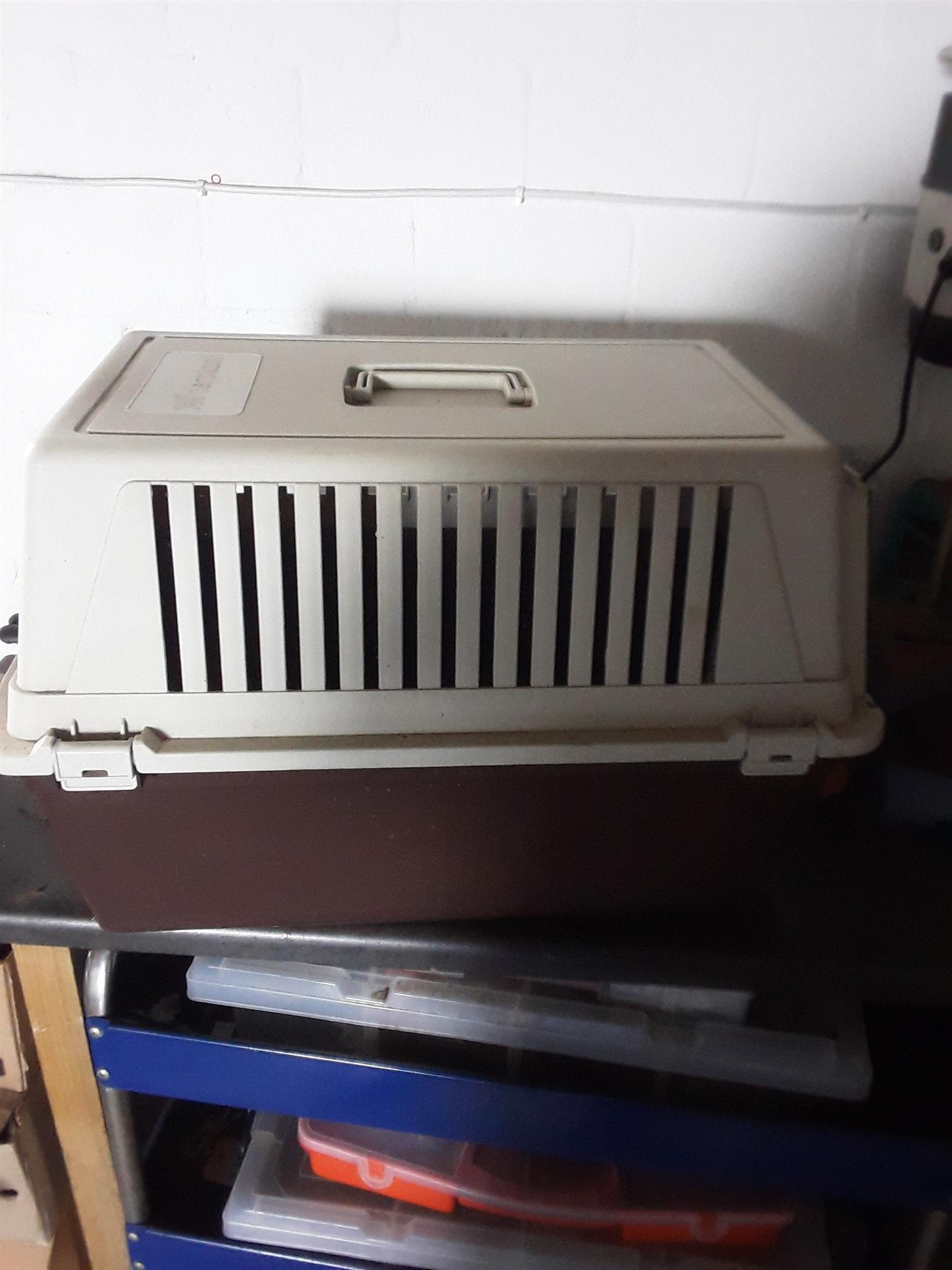 Medium Pet (Dog/Cat) transport box