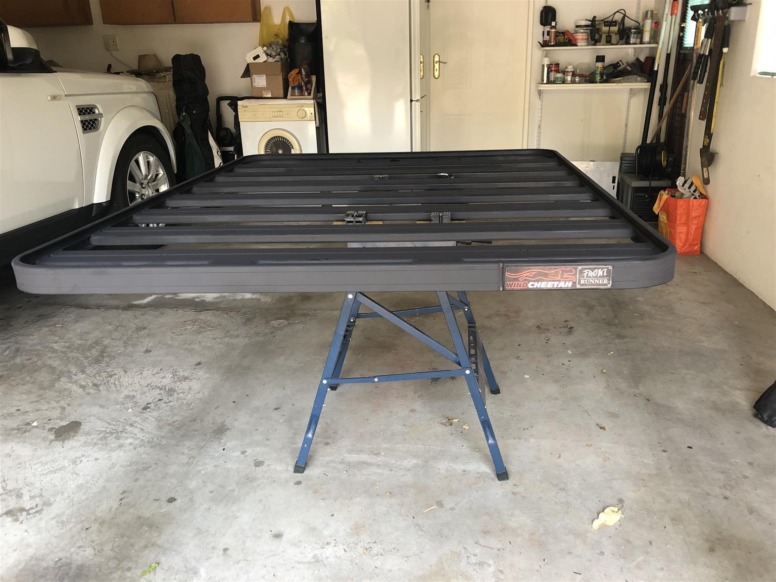 Cheetah Front line 1.6 slimline roof rack