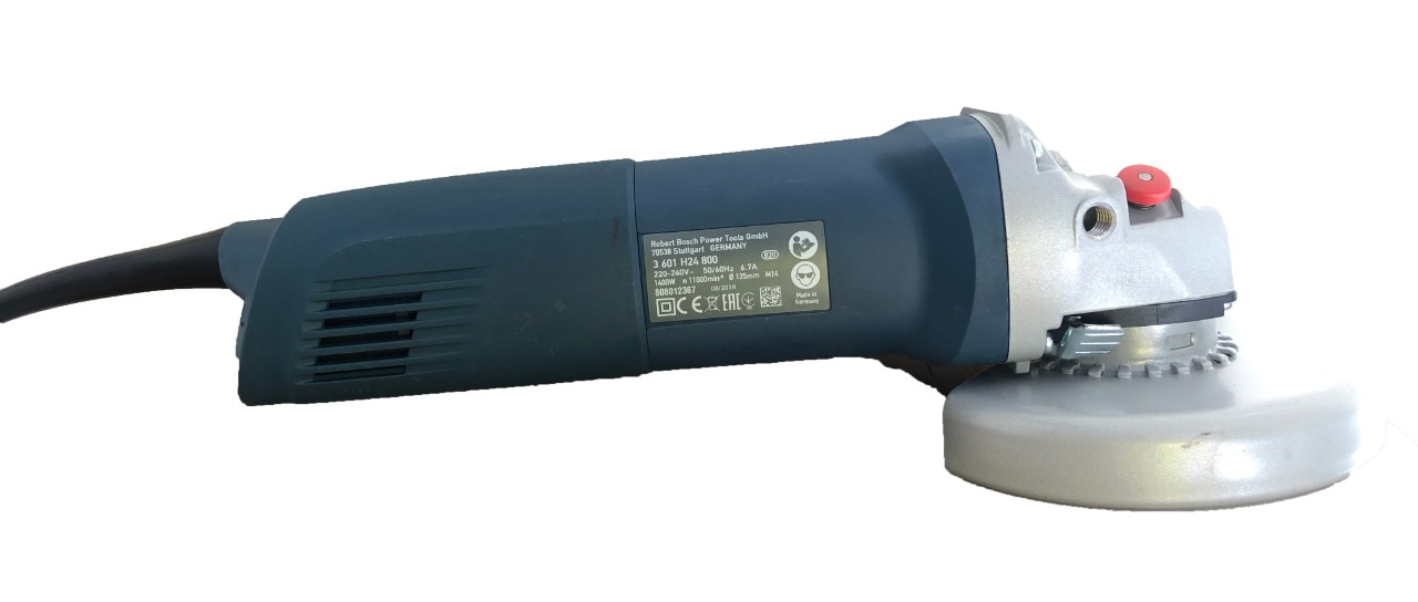 Bosch GSW 1400 Angle Grinder for sale!