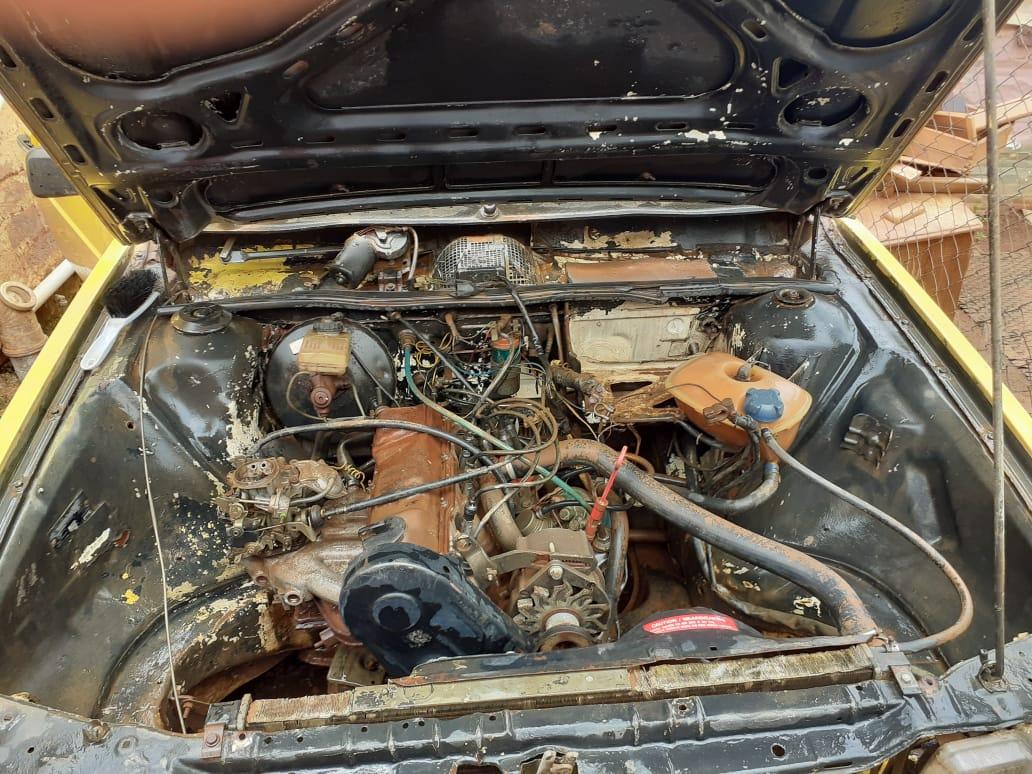 1990 VW Fox