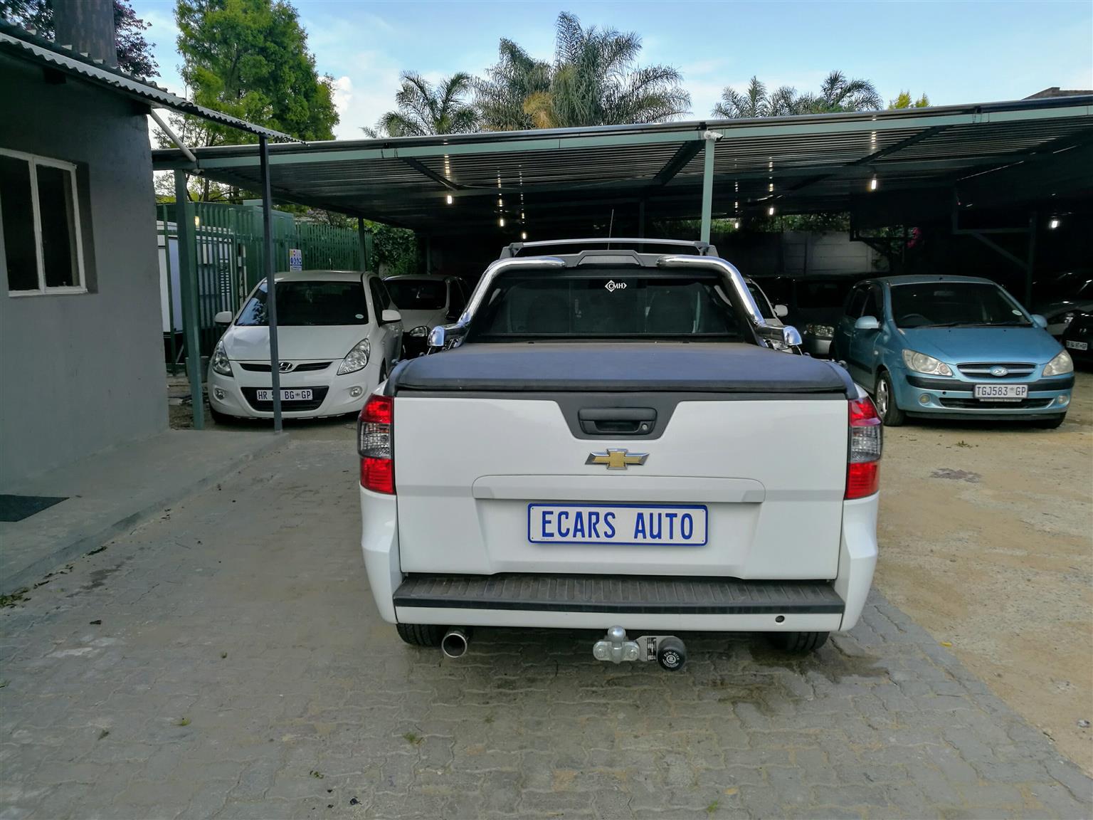 Chevrolet Utility 18 Sport