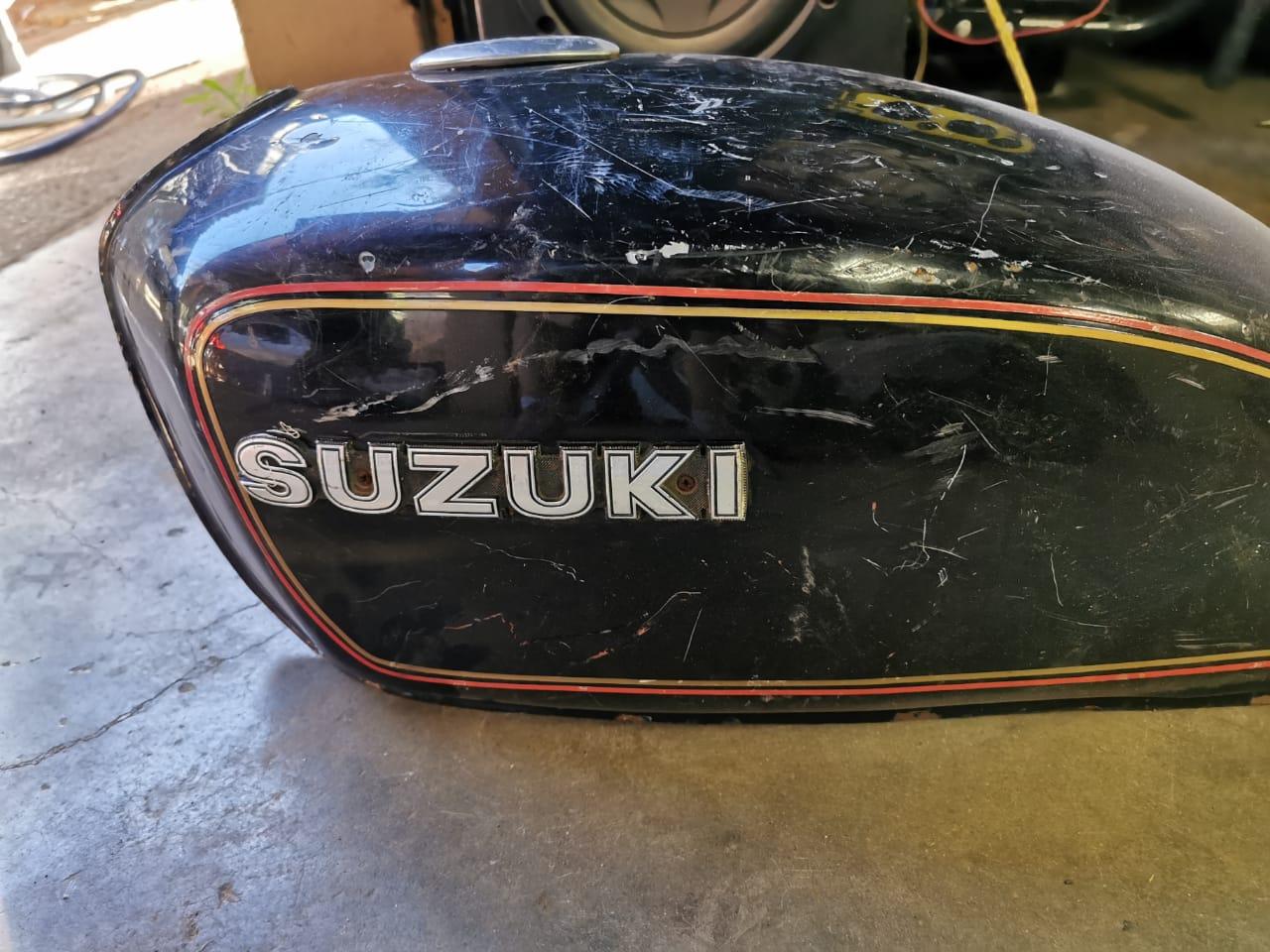 Suzuki GS 1978 model
