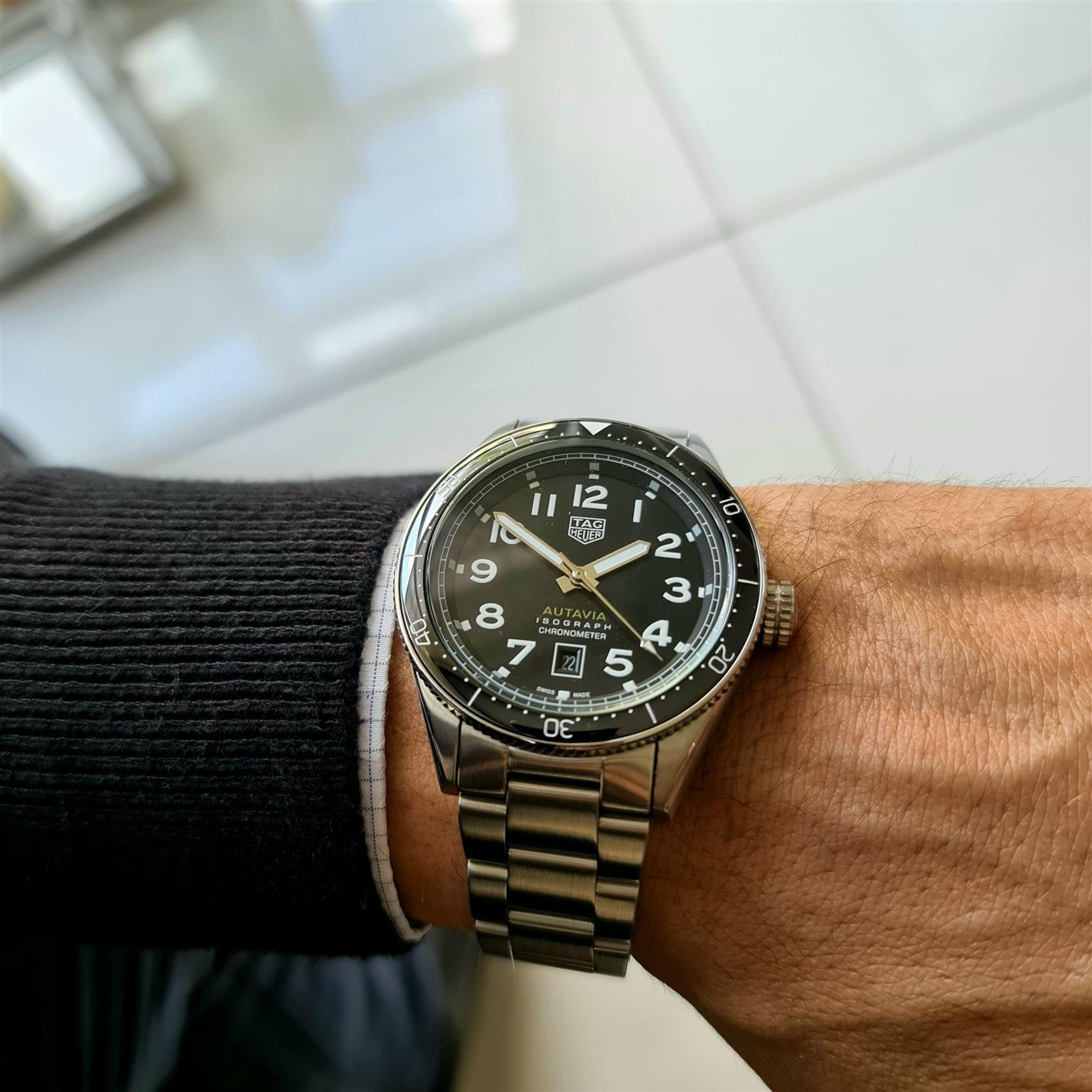 Tag Autavia Watch