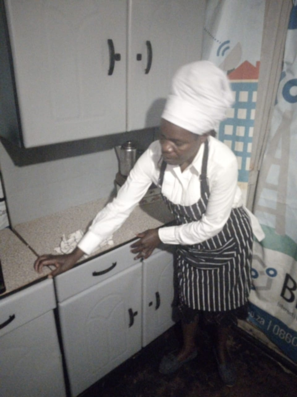 LOYAL ZIMBABWEAN DOMESTIC WORKER