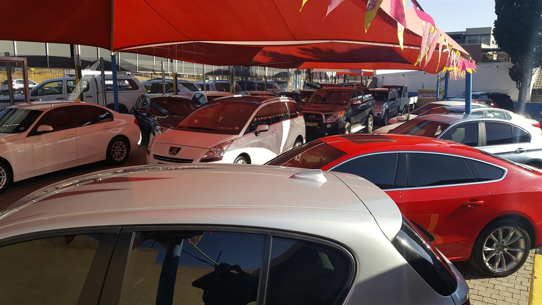 Public No Reserve Car Auction Junk Mail