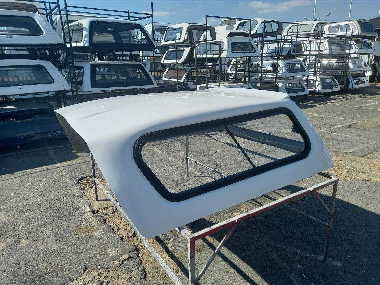 NEW GC FORD BANTAM CANOPY FOR SALE