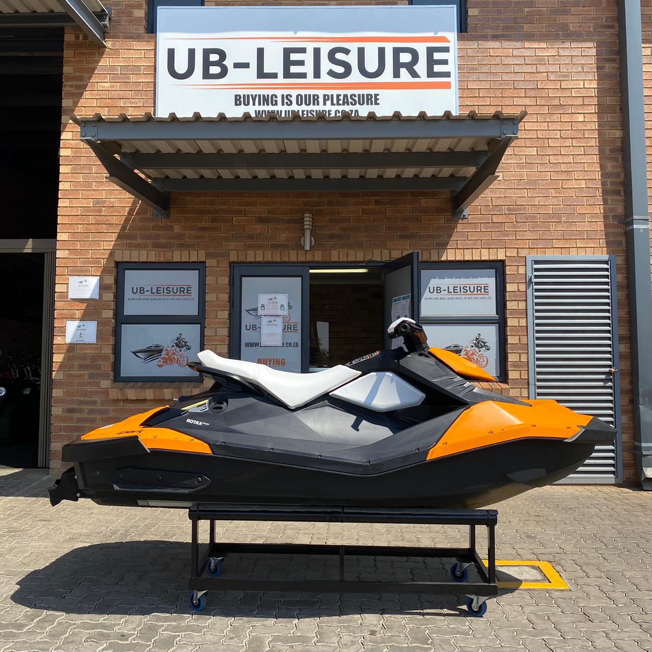2015 SEADOO SPARK | UB LEISURE