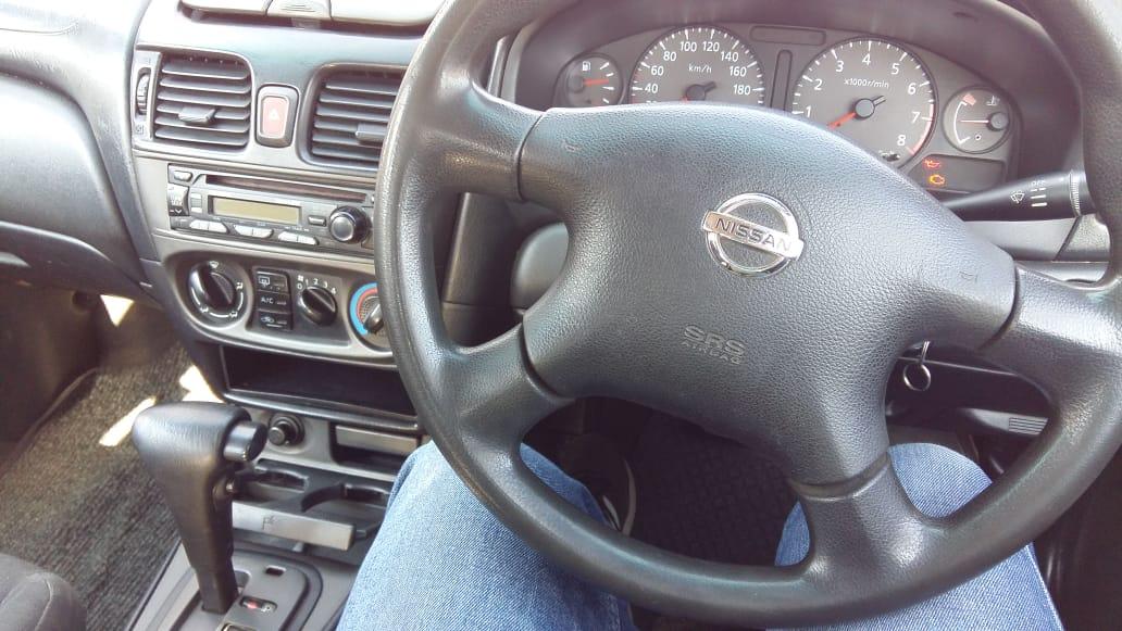 2005 Nissan Almera 1.6 Comfort