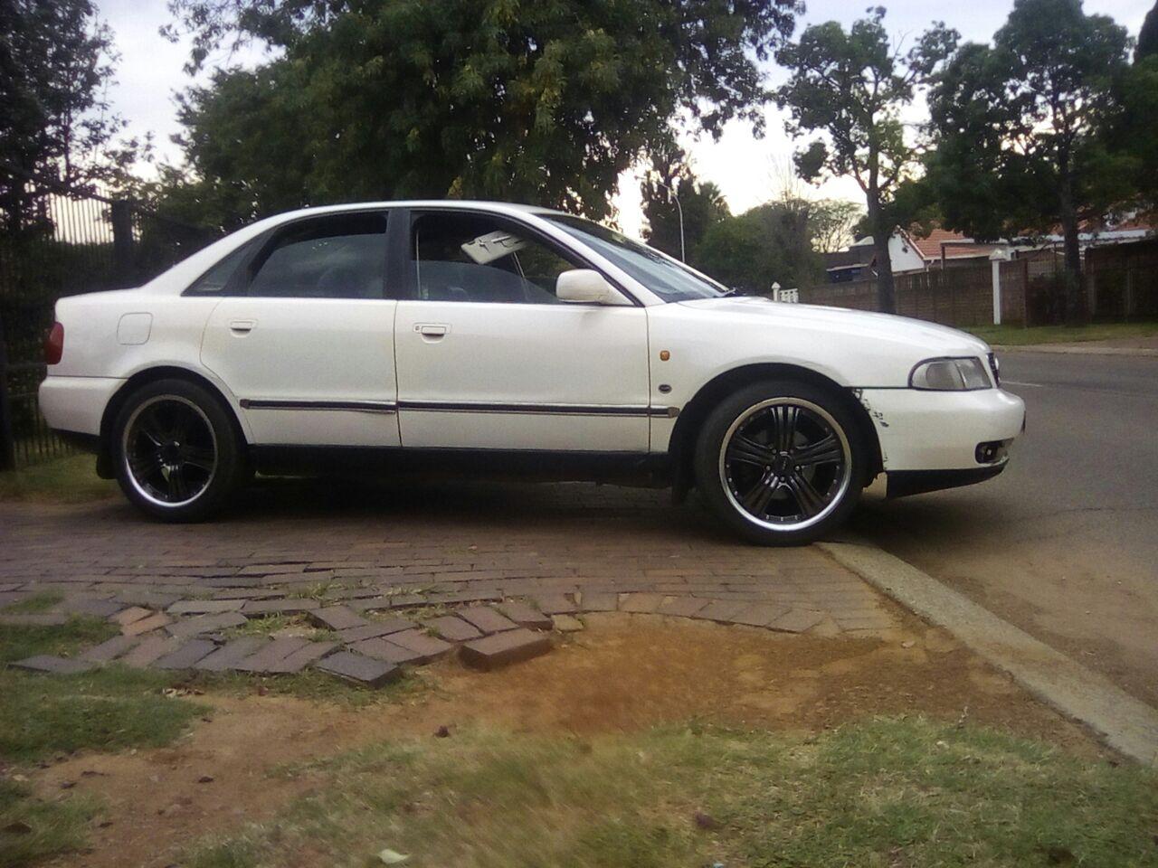 Audi A T Junk Mail - 1998 audi a4