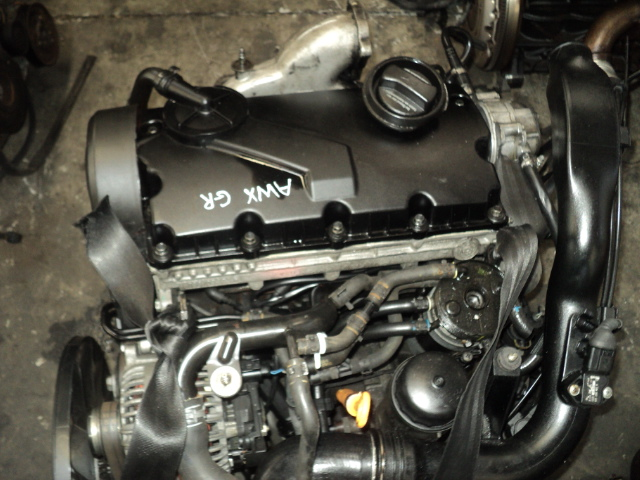 VW PASSAT 1 9 TDI ENGINE (AWX) R18000