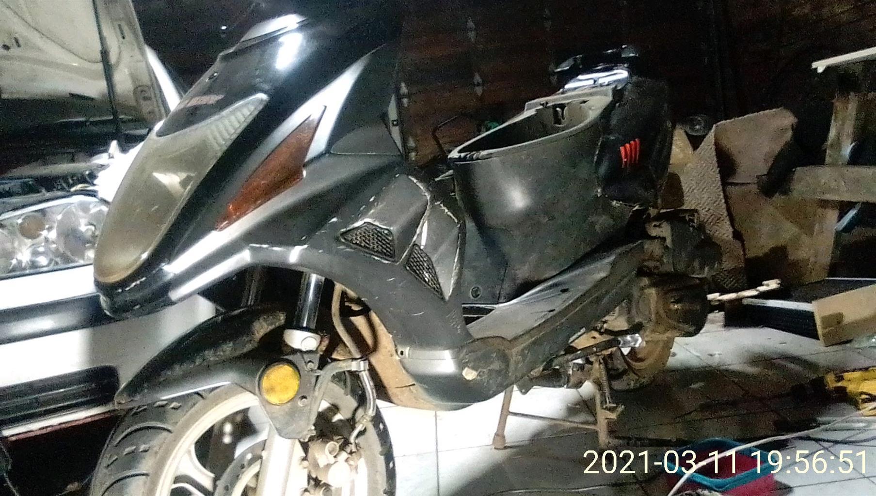 Big boy scooter 150cc