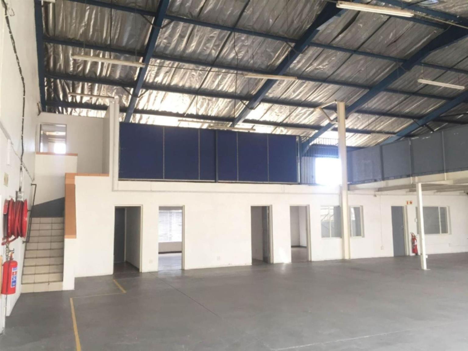 Industrial Rental Monthly in Sebenza