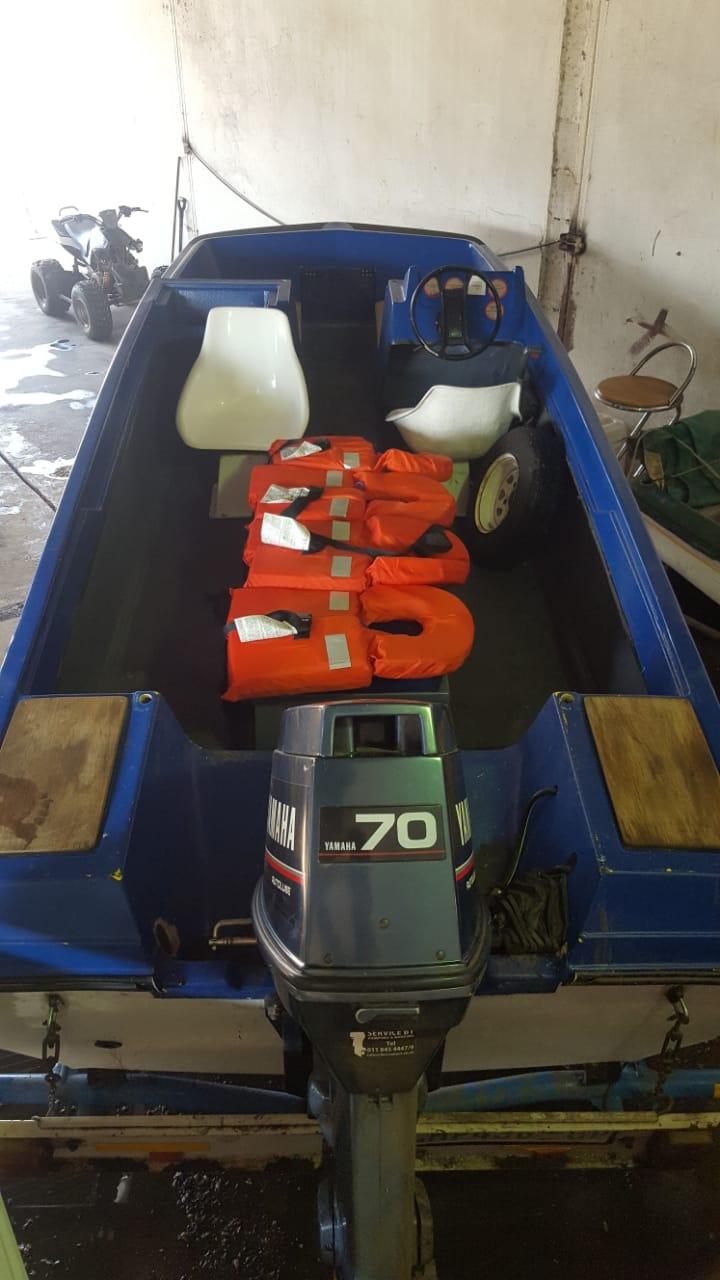River / Sea  or Leasure Boat