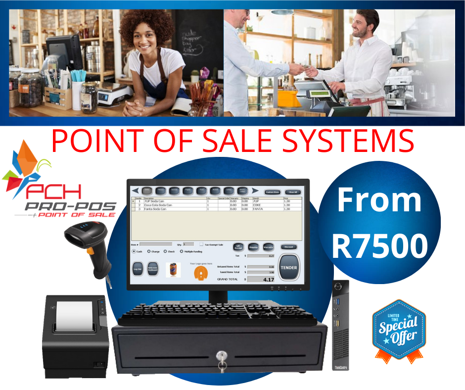 PRO-POS Point of Sale System
