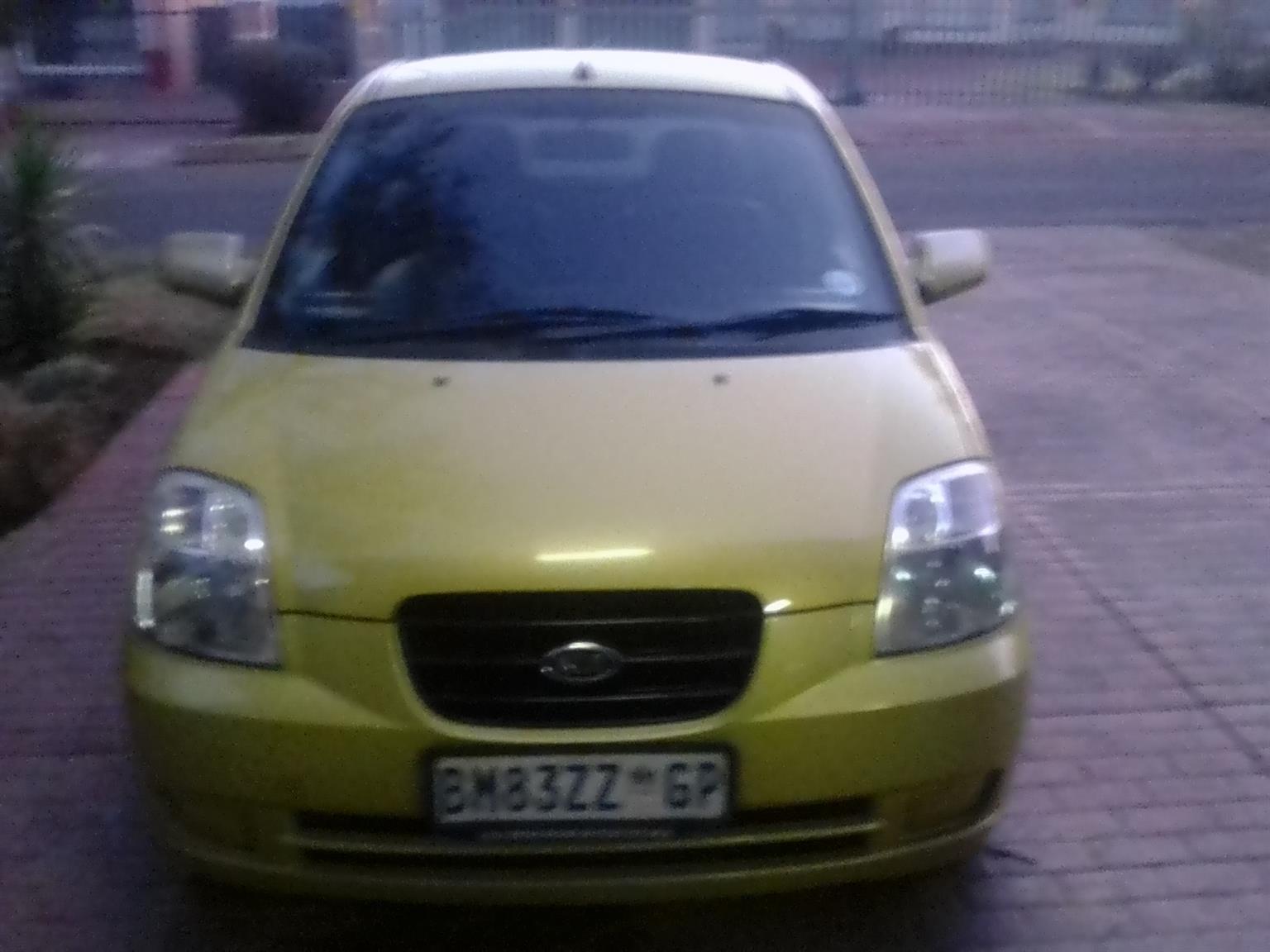 2007 Kia Picanto 1.1