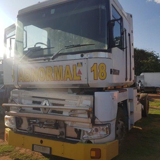 Renault 420ti Truck