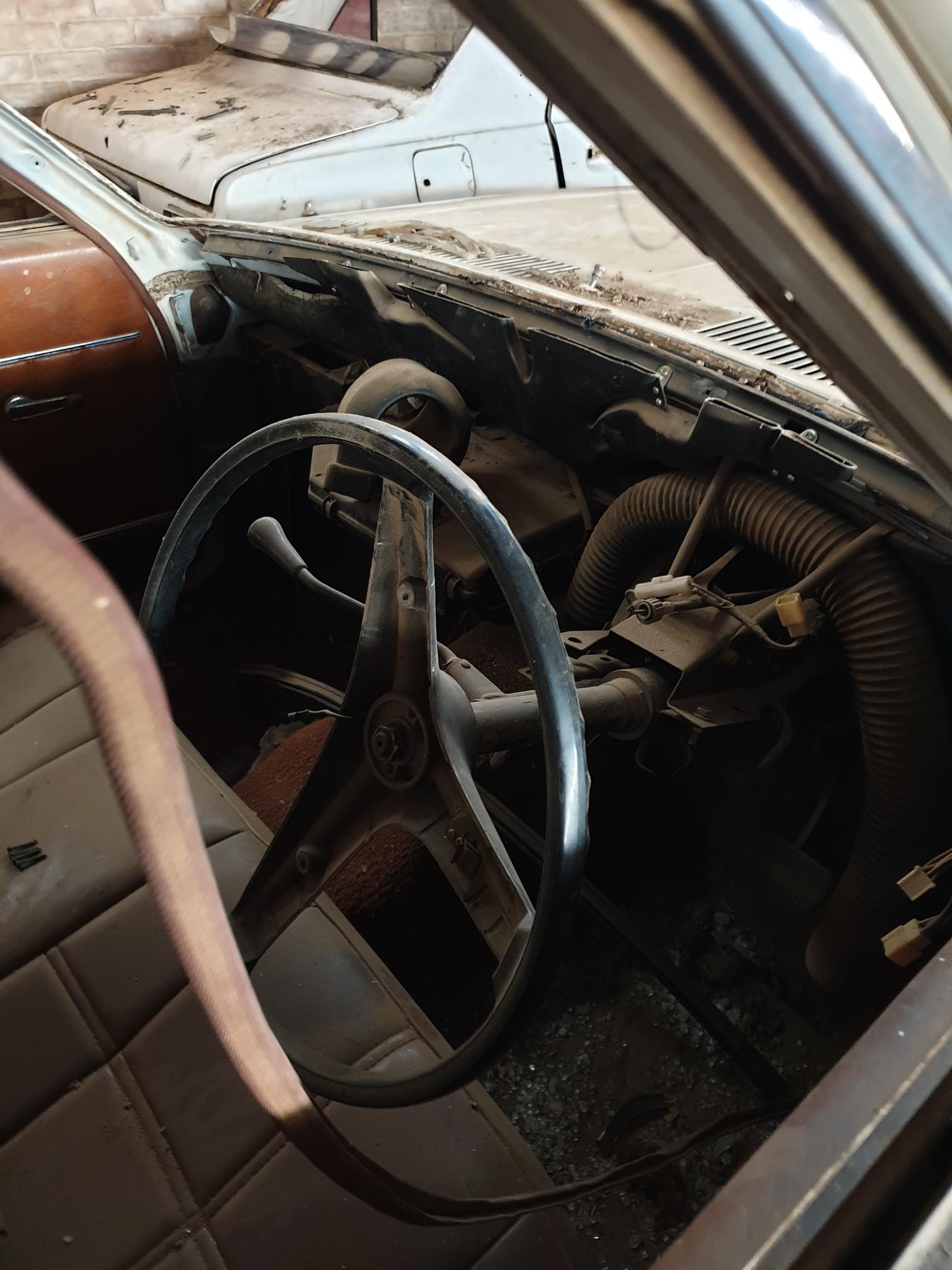 Datsun 300c project