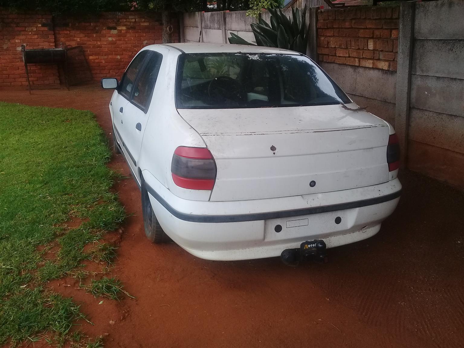 2002 Fiat Siena 1.2 EL