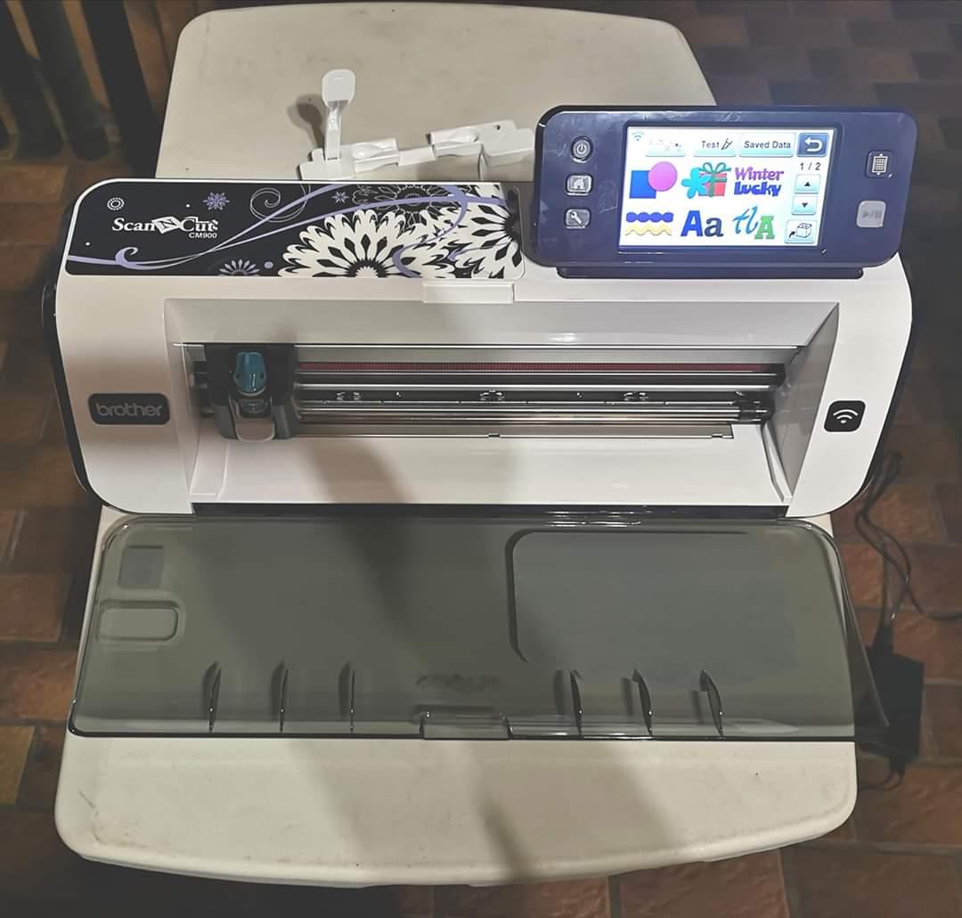 Brother Scan N Cut CM900 Electronic Cutting Machine