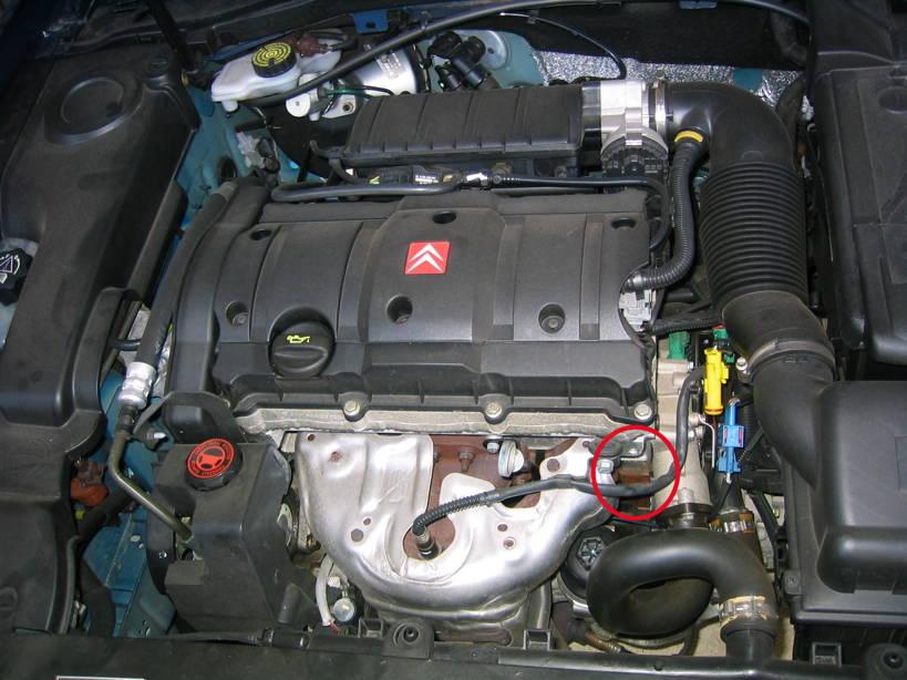 PEUGEOT 206/PARTNER 1.1L, HFX Engine