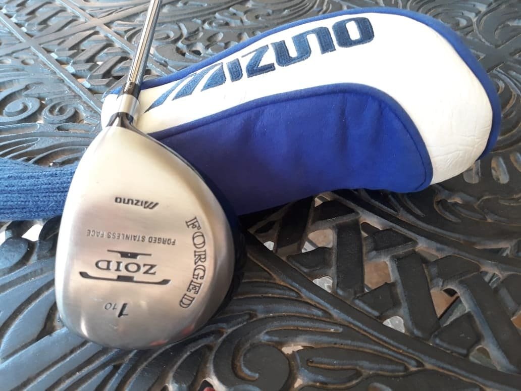 Mizuno 10 Zoid Forged Stainless Steel