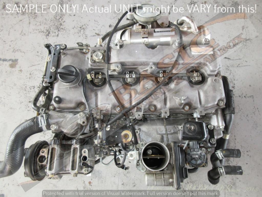 ISUZU KB300 -4JJ1 3 0L TURBO DIESEL EFI 16V Engine -COMMON