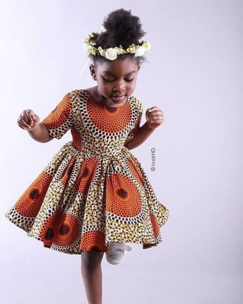 The most affordable you will get of imported African print fabric